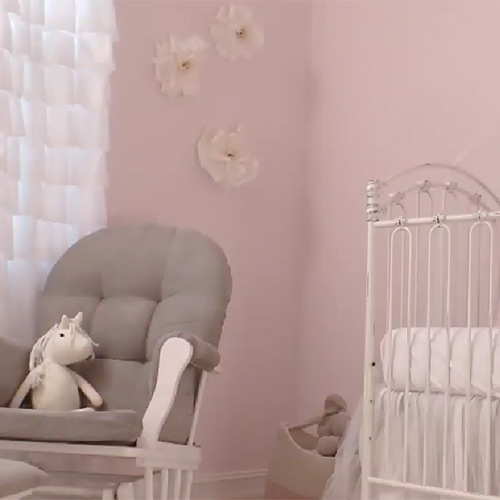 4 Trendy Nursery Color Schemes