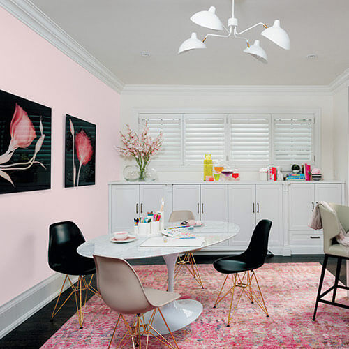 5 Dramatic Dining Room Color Schemes