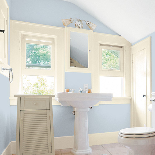 Finding the Right Paint Colors for Your Bathroom